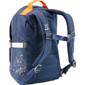 Haglöfs Tight Junior 8 Backpack Barn tarn blue/stone grey